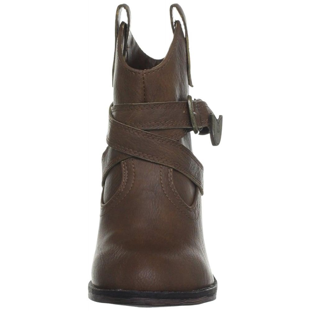 45dcd995cf1 Satire Western Cowboy Style Ankle Boots Cuban Heel