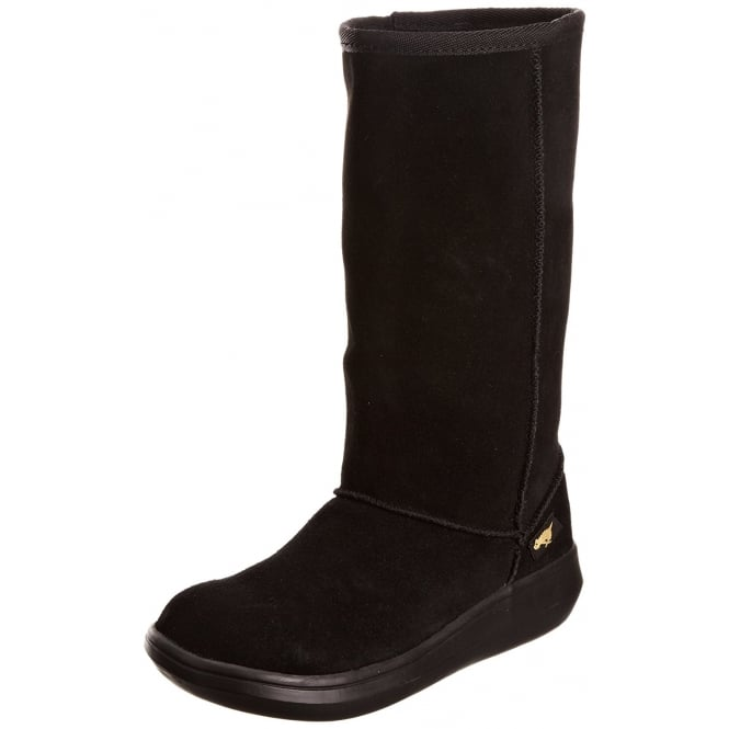 Rocket Dog Sugar Daddy Classic Calf High Winter Boot - Cow Suede