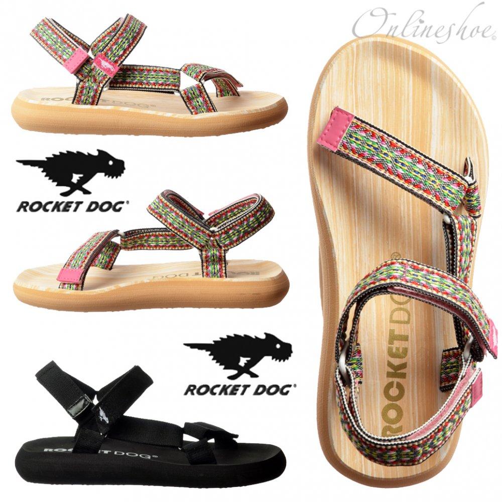 76c88467081789 Rocket Dog Surfside Flat Summer Beach Sandal - WOMENS from Onlineshoe UK