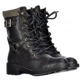 Thunder Military Ankle Boots