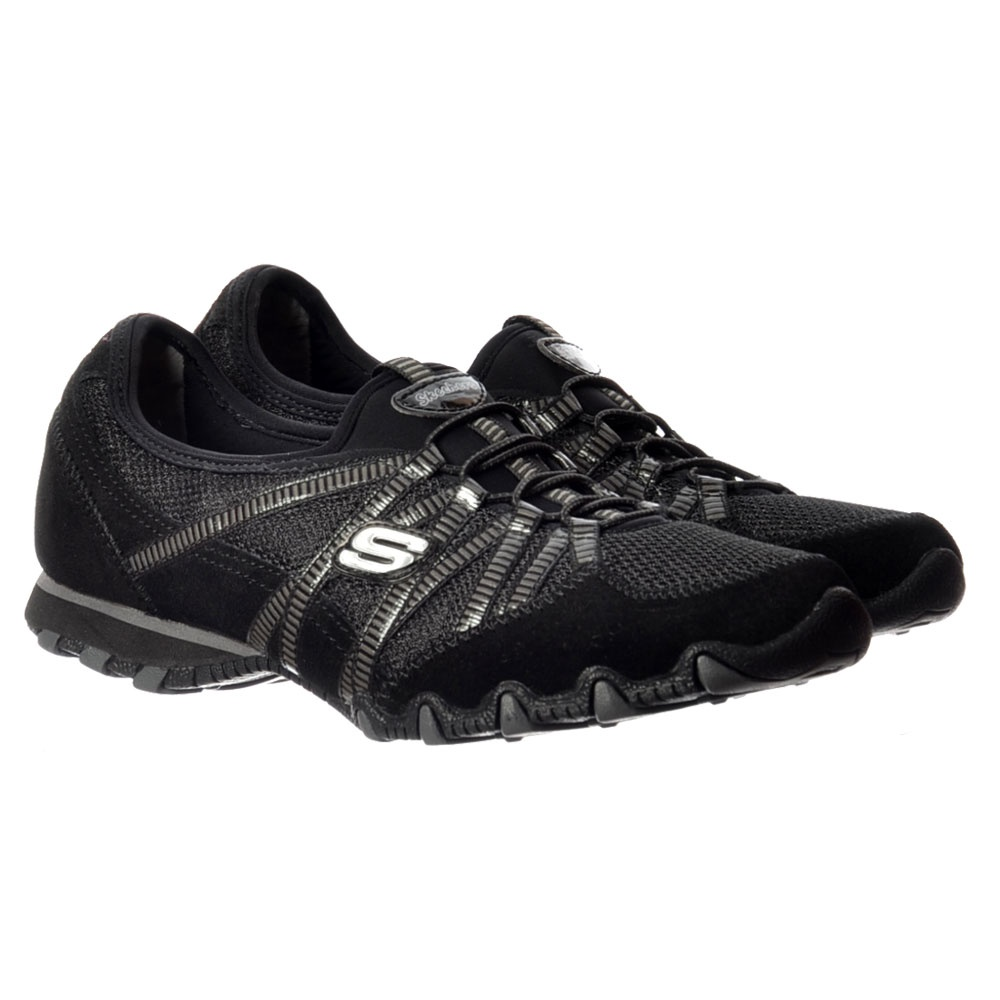 SkechersTrainers - taupe/black MqnT6t3