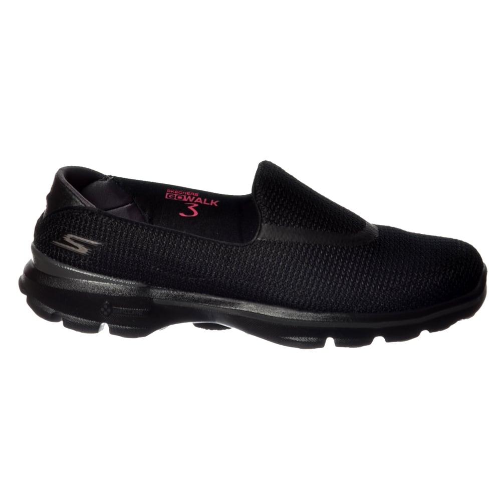 2335ce6bdd4e Go Walk 3 Performance Division Memory Foam Walking Shoes - Navy   Light  Blue