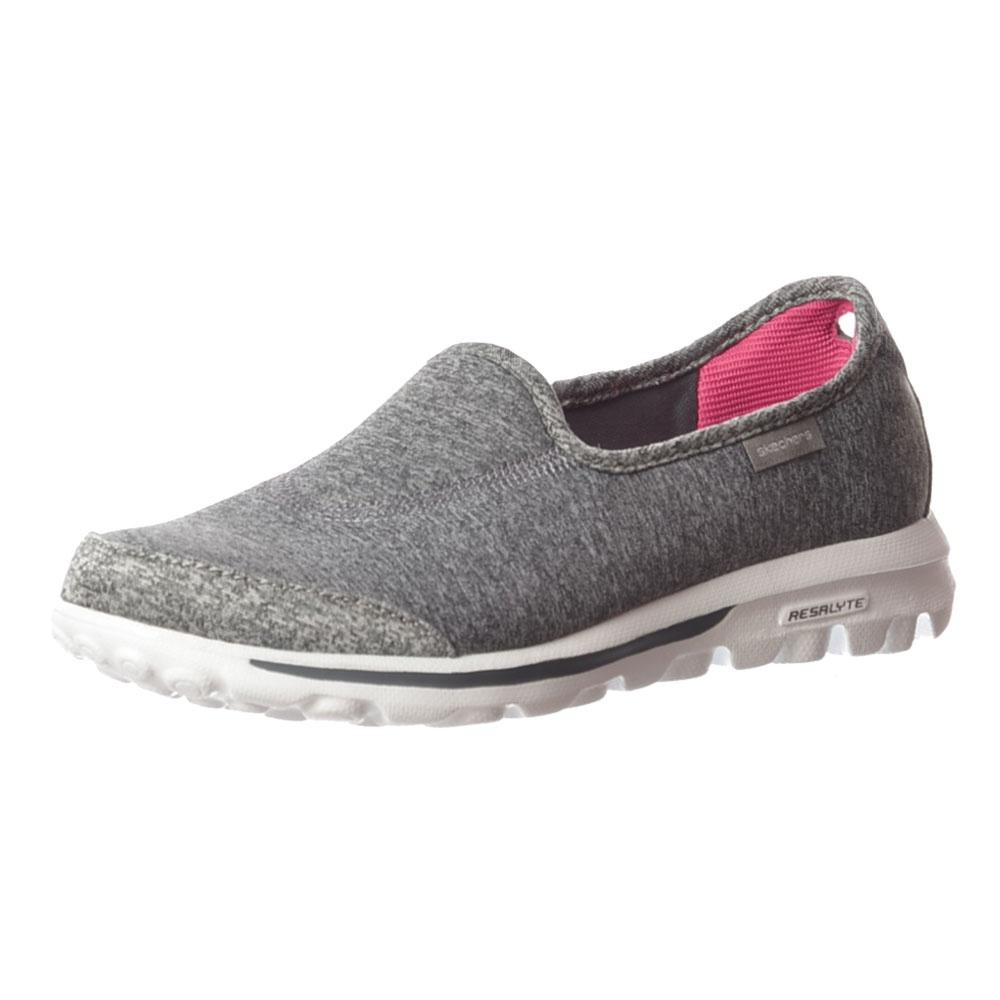 Skechers Lead GO Walk - Memory Form Fit Memory Foam Walking Shoes ...
